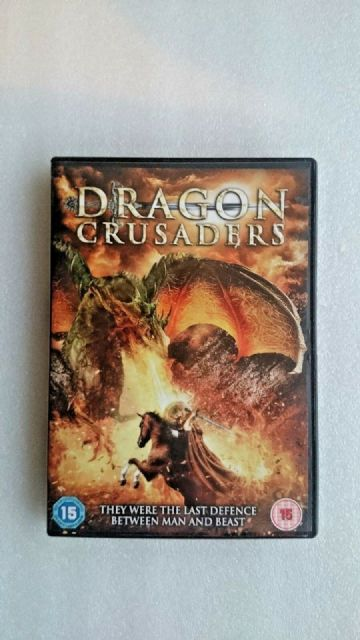 Dragon Crusaders (DVD, 2012)